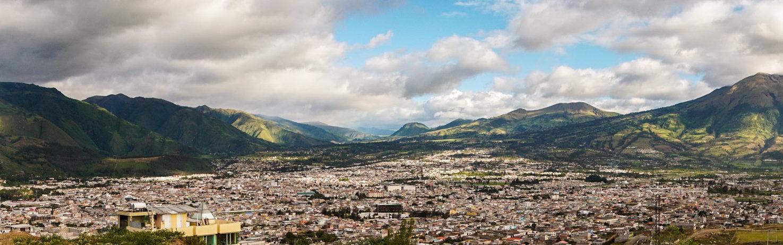 1Ibarra, Ecuador | May 2016 | Dub West